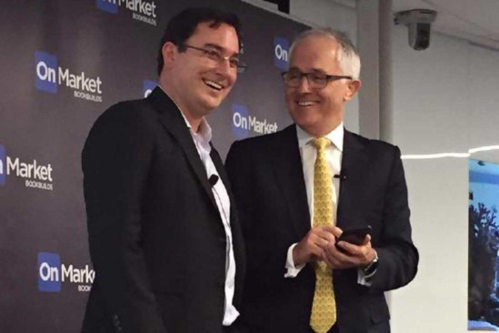 FinTech Review: OnMarket Bookbuilds Investment App